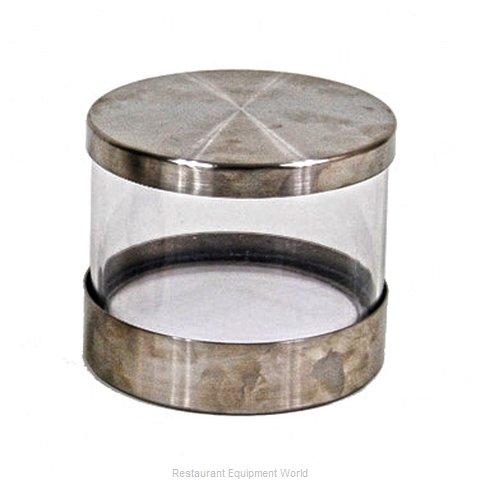 Cal-Mil Plastics 1851-5JAR Storage Jar / Ingredient Canister, Glass