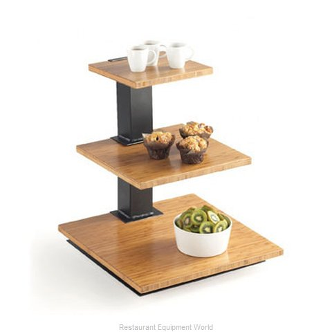 Cal-Mil Plastics 1930-60 Display Stand, Tiered