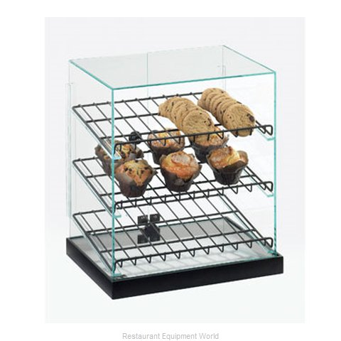 Cal-Mil Plastics 2007-13 Display Case Non-Refrigerated Countertop
