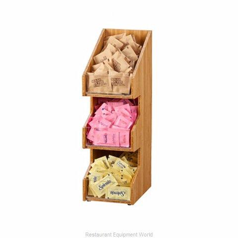 Cal-Mil Plastics 2053-60 Condiment Caddy, Countertop Organizer