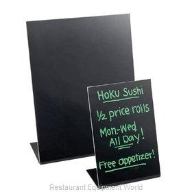 Cal-Mil Plastics 216-13 Tabletop Sign Board