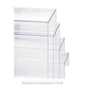 Cal-Mil Plastics 238 Display Riser, Set