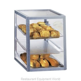 Cal-Mil Plastics 253-S Display Case Pastry Countertop Clear