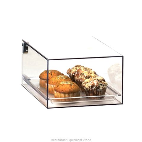 Cal-Mil Plastics 266 Display Case Pastry Countertop Clear