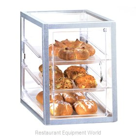 Cal-Mil Plastics 268-S Display Case Pastry Countertop Clear