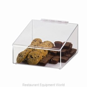 Cal-Mil Plastics 272 Display Case, Pastry, Countertop (Clear)