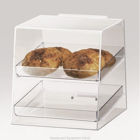 Cal-Mil Plastics 280 Display Case Pastry Countertop Clear