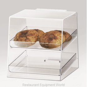 Cal-Mil Plastics 280 Display Case, Pastry, Countertop (Clear)