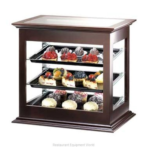 Cal-Mil Plastics 284-52 Display Case, Pastry, Countertop (Clear)