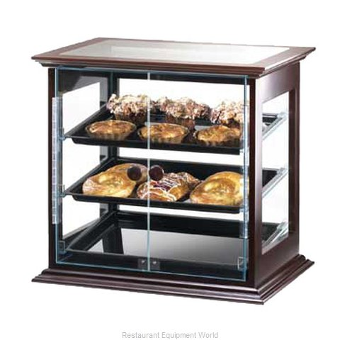 Cal-Mil Plastics 284-S-52 Display Case Pastry Countertop Clear