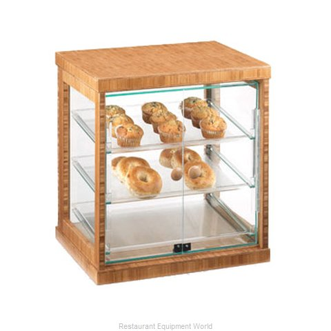 Cal-Mil Plastics 284-S-60 Display Case, Pastry, Countertop (Clear)