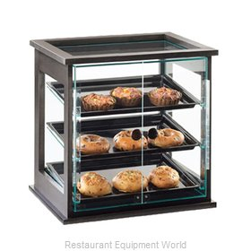 Cal-Mil Plastics 284-S-96 Display Case, Pastry, Countertop (Clear)