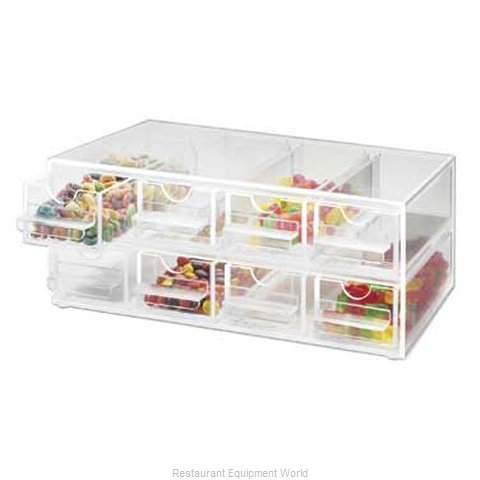 Cal-Mil Plastics 287 Dispenser, Candy