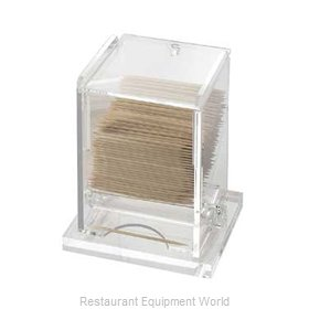 Cal-Mil Plastics 295 Toothpick Holder / Dispenser