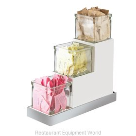 Cal-Mil Plastics 3003-55-12 Condiment Caddy, Countertop Organizer