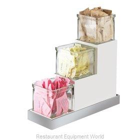 Cal-Mil Plastics 3003-55-15 Condiment Caddy, Countertop Organizer
