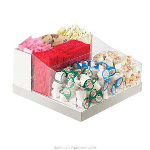 Cal-Mil Plastics 3009-55 Condiment Caddy, Countertop Organizer