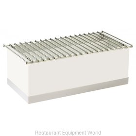 Cal-Mil Plastics 3012-55 Grill Stove, Tabletop