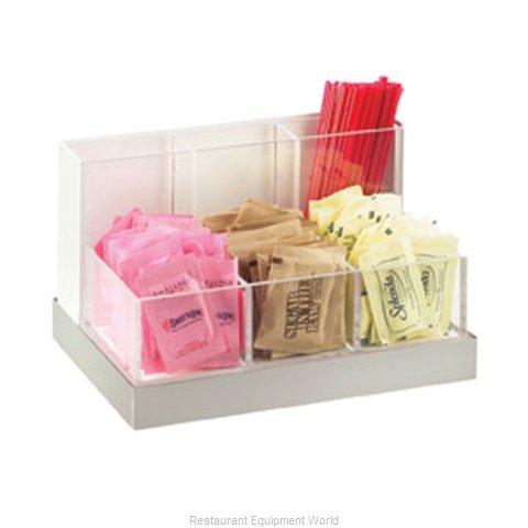 Cal-Mil Plastics 3013-55 Condiment Caddy, Countertop Organizer