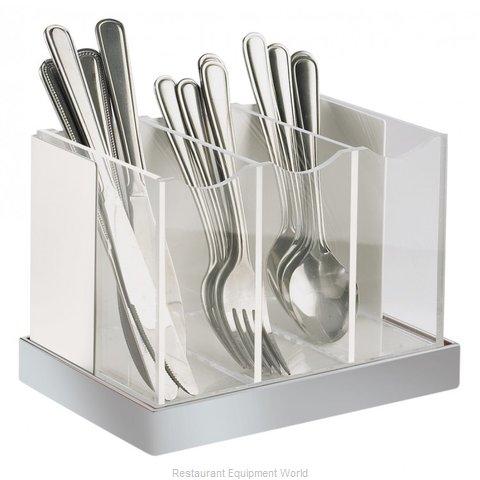 Cal-Mil Plastics 3015-55 Flatware Holder