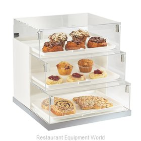 Cal-Mil Plastics 3020-55 Display Case, Pastry, Countertop (Clear)