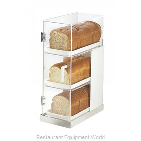 Cal-Mil Plastics 3021-55 Display Case, Pastry, Countertop (Clear)