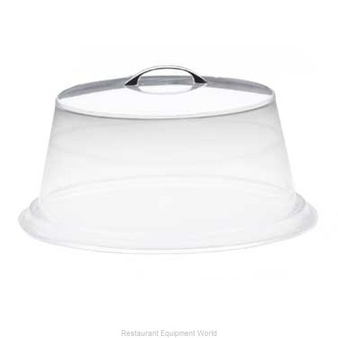 Cal-Mil Plastics 312-18 Cake Cover (Magnified)