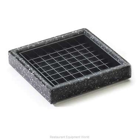 Cal-Mil Plastics 330-6-31 Drip Tray Portable (Magnified)