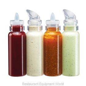 Cal-Mil Plastics 3300-28 Salad Dressing Container