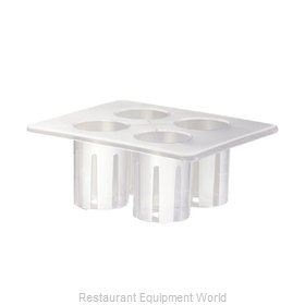 Cal-Mil Plastics 3300-RACK Salad Dressing Rack