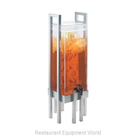 Cal-Mil Plastics 3302-3INF-74 Beverage Dispenser, Non-Insulated