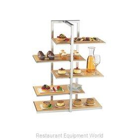 Cal-Mil Plastics 3304-60 Display Stand, Tiered