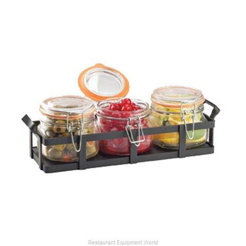 Cal-Mil Plastics 3335-13 Condiment Caddy, Rack Only