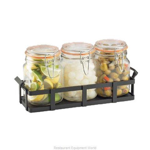 Cal-Mil Plastics 3336-13 Condiment Caddy, Rack Only
