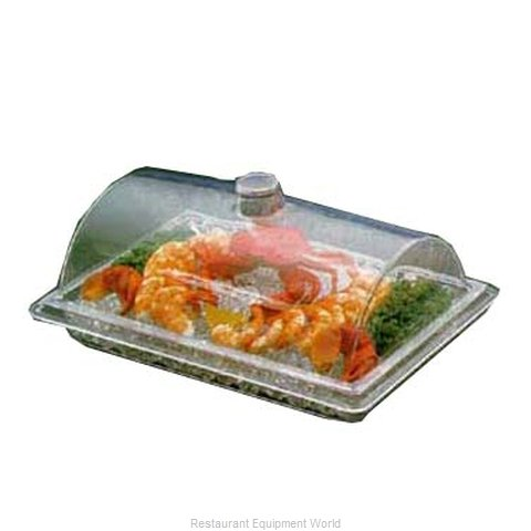Cal-Mil Plastics 336-12 Tray Display