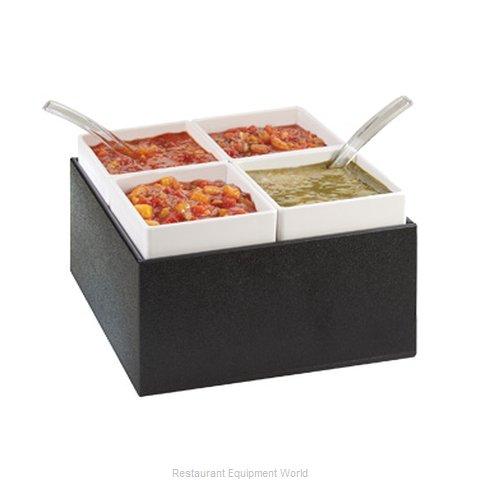 Cal-Mil Plastics 3369-13 Bar Condiment Server, Countertop
