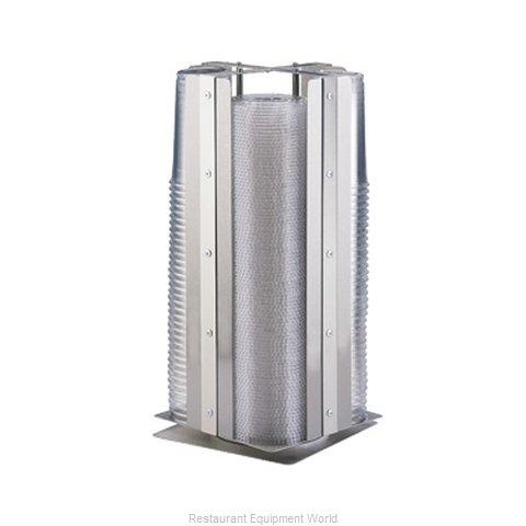 Cal-Mil Plastics 3393-55 Cup & Lid Organizer