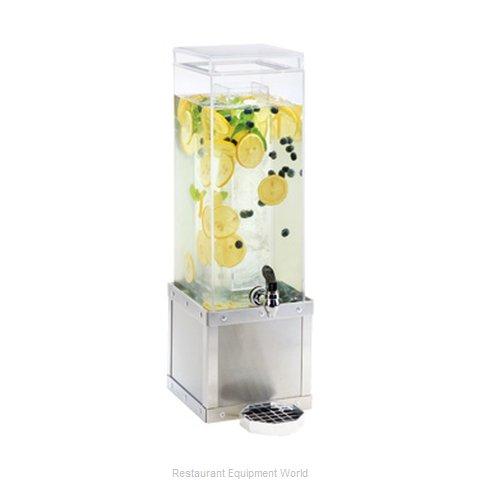 Cal-Mil Plastics 3394-3INF-55 Beverage Dispenser, Non-Insulated