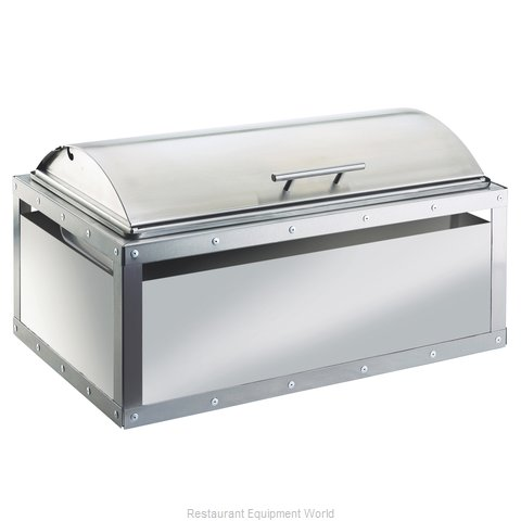 Cal-Mil Plastics 3396-55 Chafing Dish (Magnified)