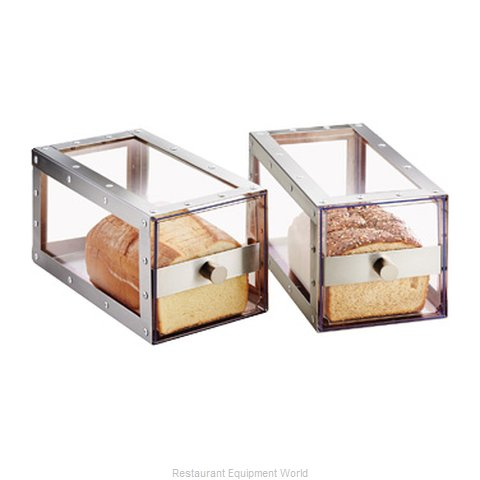 Cal-Mil Plastics 3410-55 Display Case, Pastry, Countertop (Clear)