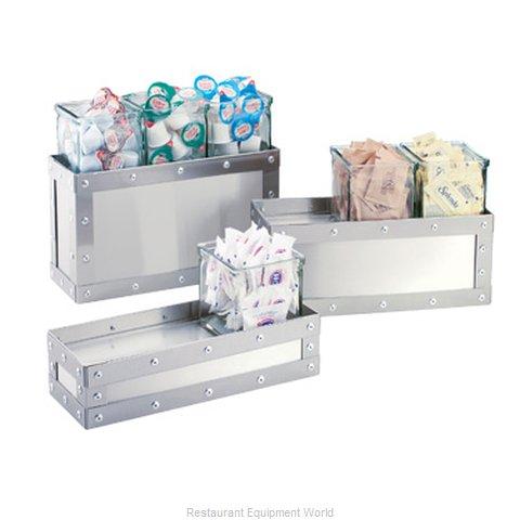 Cal-Mil Plastics 3412-3-55 Condiment Caddy, Countertop Organizer