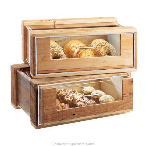 Cal-Mil Plastics 3416 Display Case, Pastry, Countertop (Clear)
