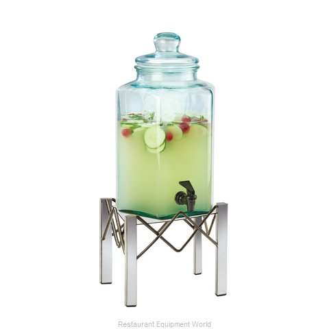 Cal-Mil Plastics 3421-2 Beverage Dispenser, Non-Insulated (Magnified)
