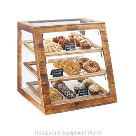 Cal-Mil Plastics 3432-99 Display Case, Pastry, Countertop (Clear)