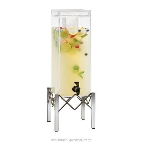 Cal-Mil Plastics 3436-3 Beverage Dispenser, Non-Insulated (Magnified)