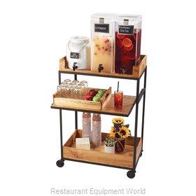 Cal-Mil Plastics 3461-99 Cart, Beverage