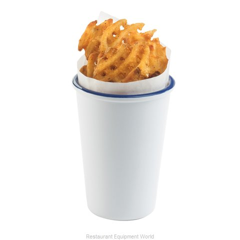 Cal-Mil Plastics 3462-15 French Fry Bag / Cup