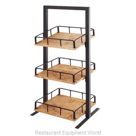 Cal-Mil Plastics 3494-3-99 Merchandising Rack