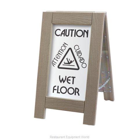 Cal-Mil Plastics 3504 Sign, Wet Floor