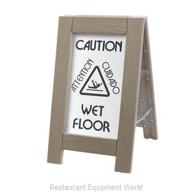 Cal-Mil Plastics 3504 Sign, Wet Floor